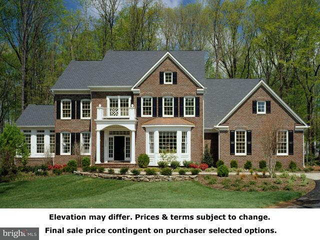 Single Family Home for Sale at WATERFORD MEADOW Place WATERFORD MEADOW Place Hamilton, Virginia 20158 United States