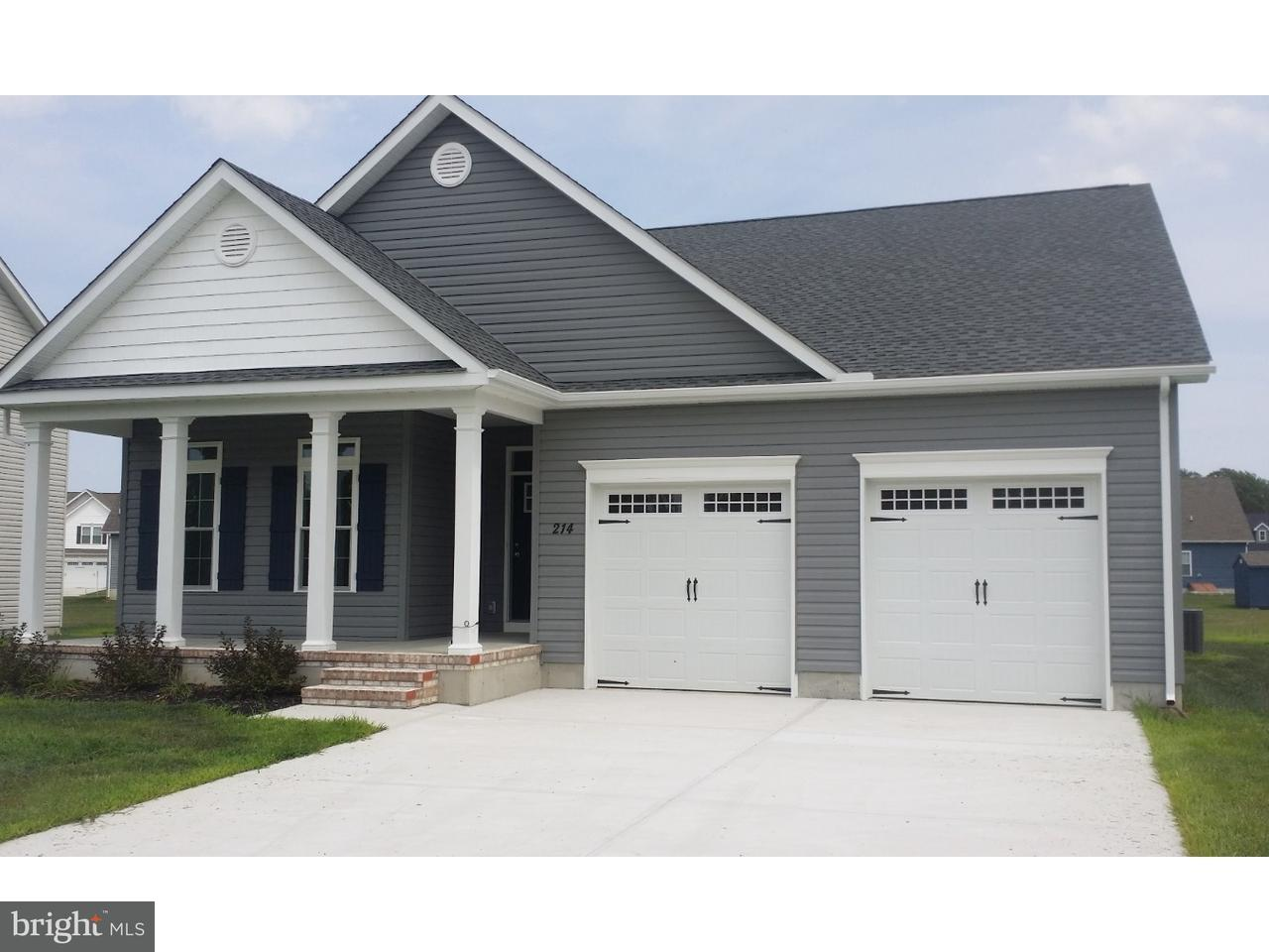 Single Family Home for Sale at Sus MCEWEN Drive Greenwood, Delaware 19950 United States