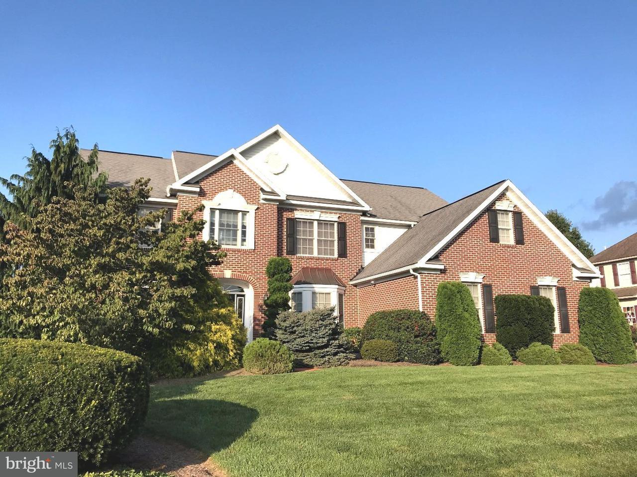 Частный односемейный дом для того Аренда на 3341 HARWOOD Lane Sinking Spring, Пенсильвания 19608 Соединенные Штаты