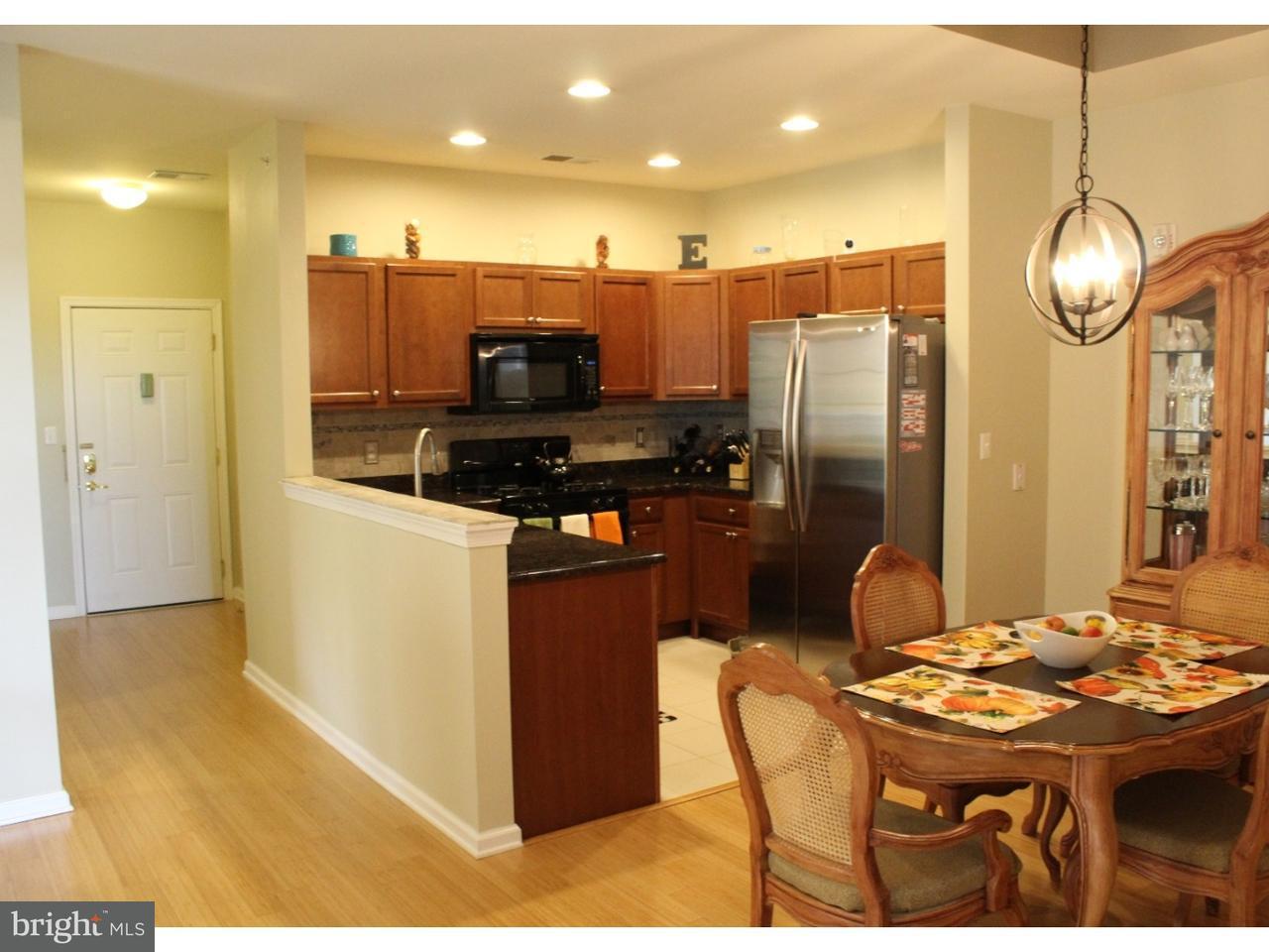 Appartement en copropriété pour l Vente à 246 BREEDERS CUP Drive Cherry Hill, New Jersey 08002 États-Unis