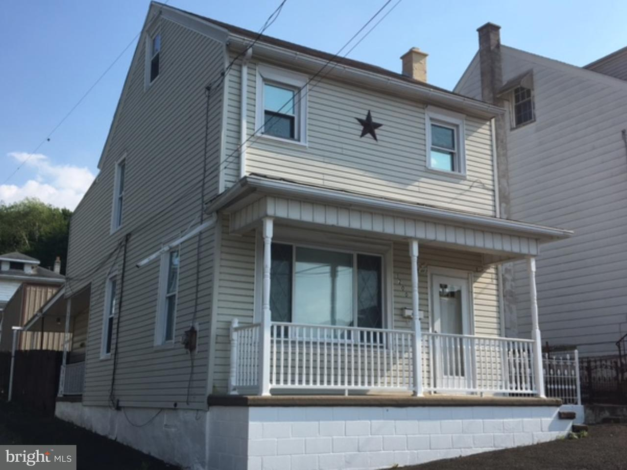 Частный односемейный дом для того Продажа на 1200 SPRUCE Street Ashland, Пенсильвания 17921 Соединенные Штаты
