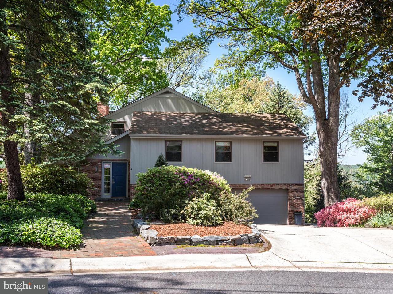 Single Family Home for Sale at 5014 RIVER HILL Road 5014 RIVER HILL Road Bethesda, Maryland 20816 United States