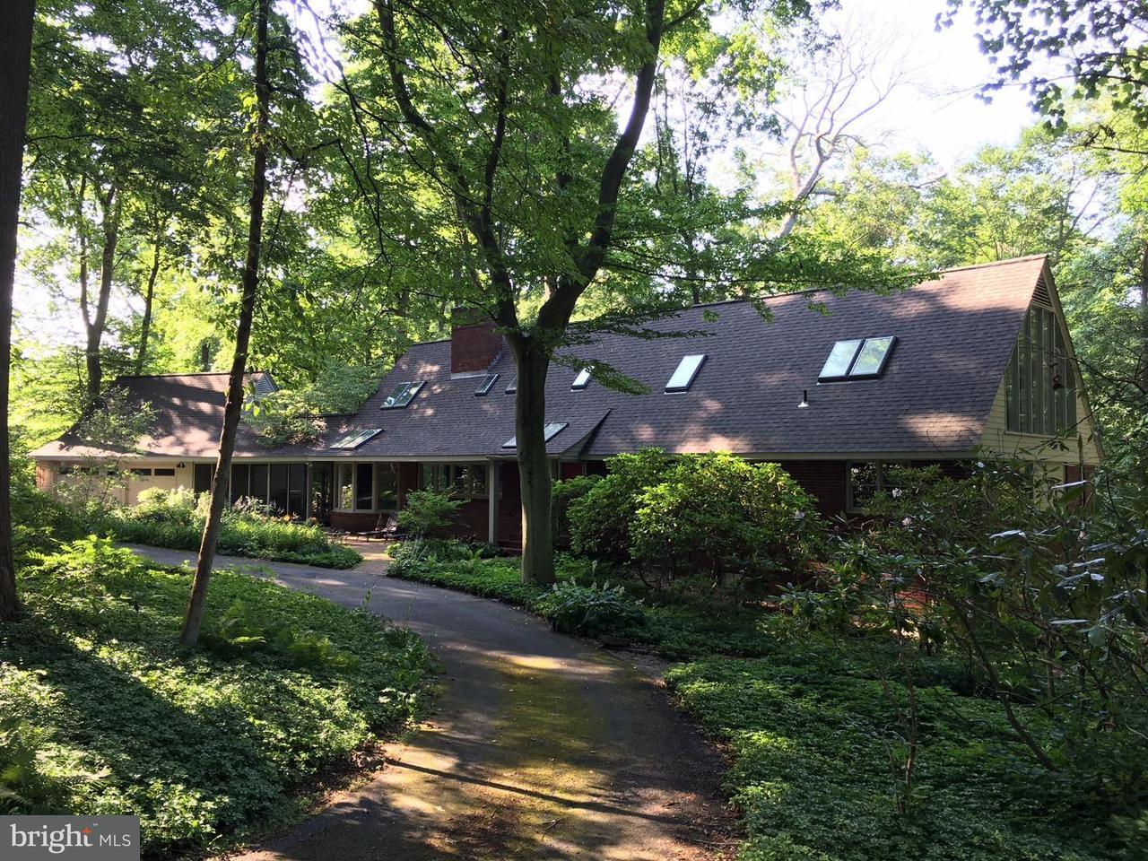Casa Unifamiliar por un Alquiler en 17 WALNUT RIDGE Road Greenville, Delaware 19807 Estados Unidos