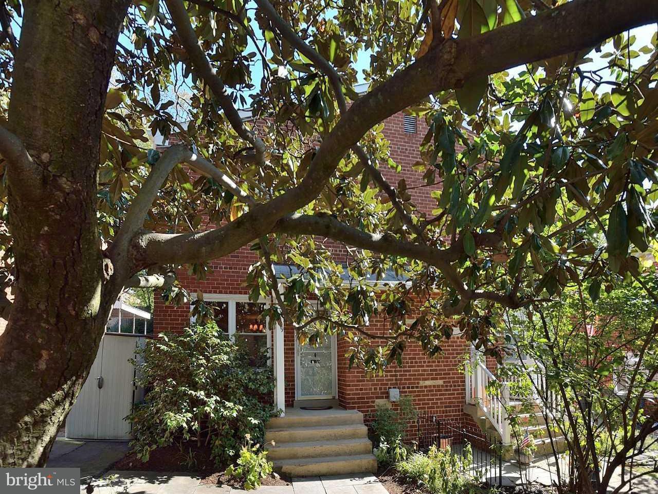 Doppelhaus für Verkauf beim 219 TAYLOR RUN PKWY 219 TAYLOR RUN PKWY Alexandria, Virginia 22314 Vereinigte Staaten