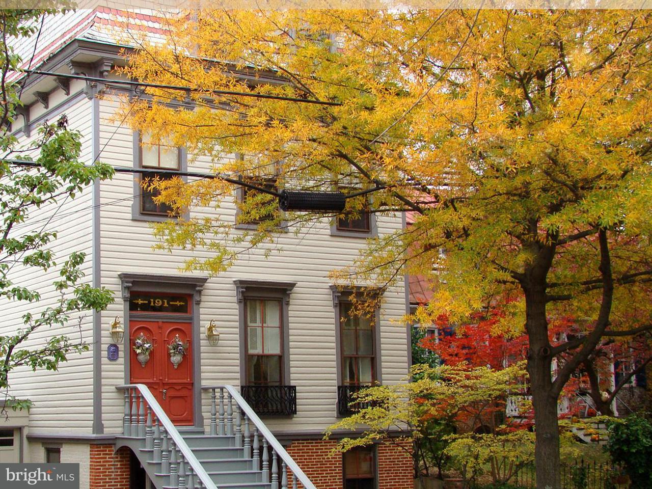 Коммерческий для того Продажа на 191 Prince George Street 191 Prince George Street Annapolis, Мэриленд 21401 Соединенные Штаты