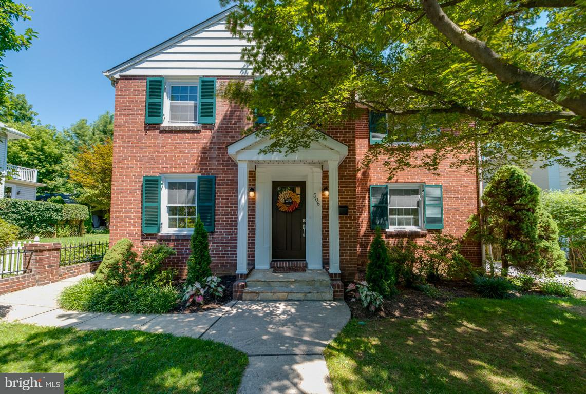 Single Family for Sale at 506 Park Ave Baltimore, Maryland 21204 United States