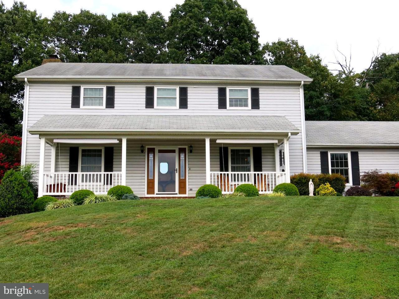 Single Family for Sale at 12 Wakeland Ct Front Royal, Virginia 22630 United States