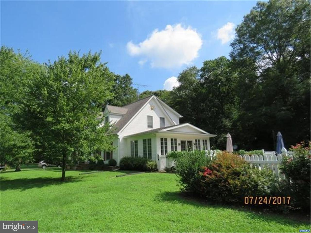 Single Family Home for Sale at 7723 HIDDEN MEADOW Lane Greenwood, Delaware 19950 United States