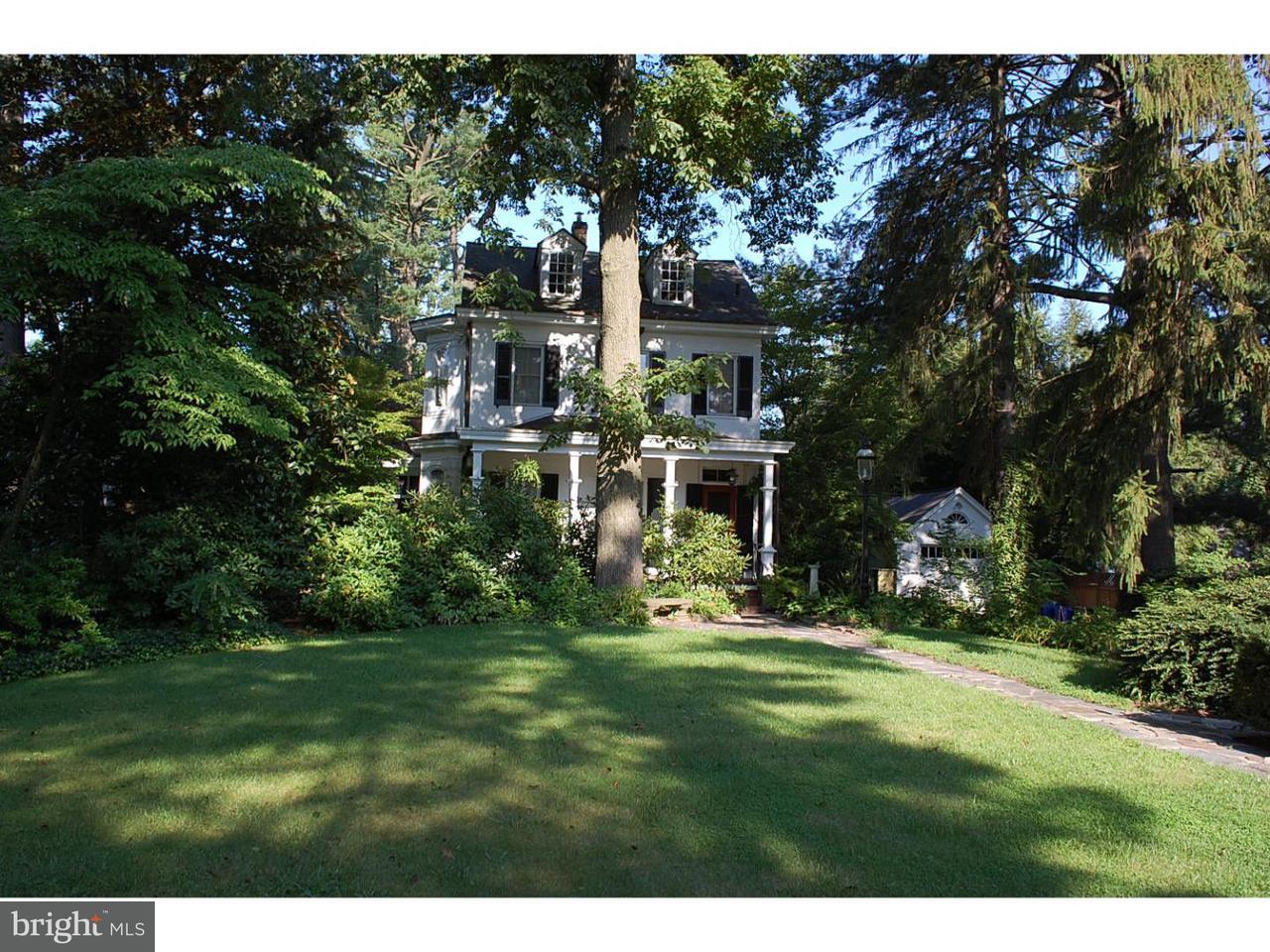 独户住宅 为 销售 在 85 N EVERGREEN Avenue Woodbury, 新泽西州 08096 美国