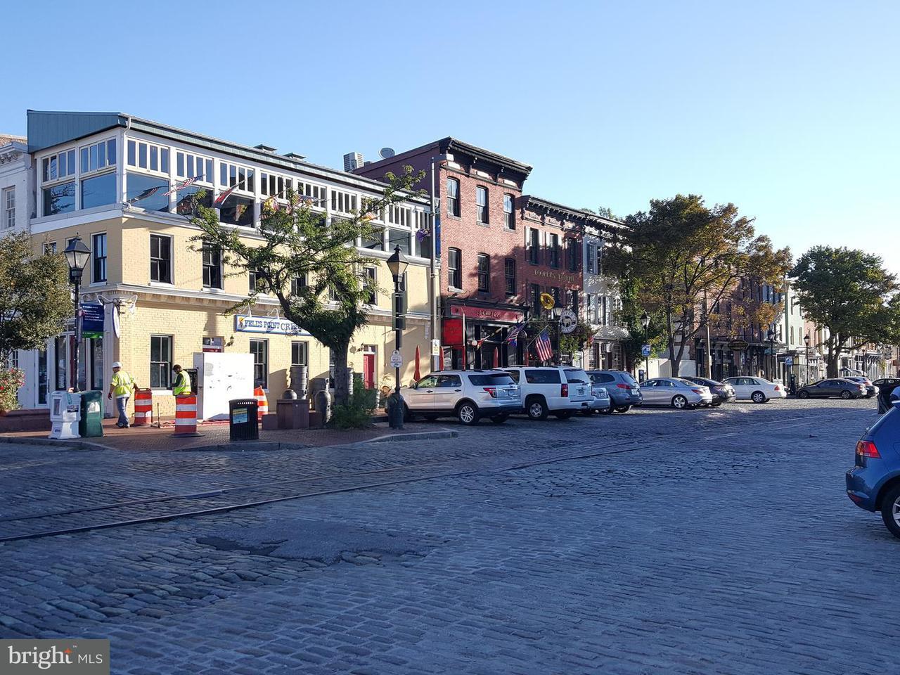 Huis voor meerdere gezinnen voor Verkoop een t 1704 THAMES Street 1704 THAMES Street Baltimore, Maryland 21231 Verenigde Staten