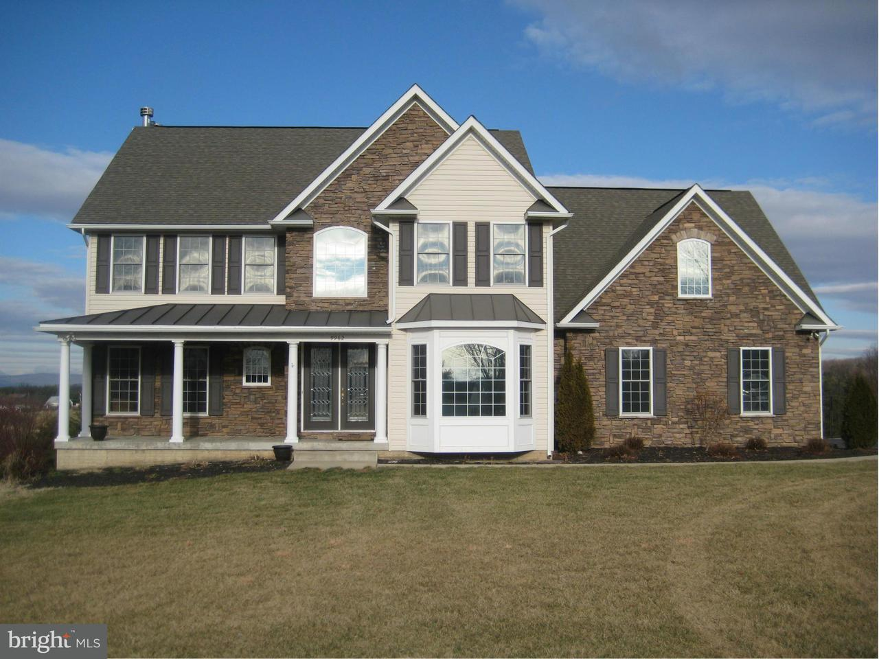 Vivienda unifamiliar por un Venta en 11924 OAK HILL Road 11924 OAK HILL Road Woodsboro, Maryland 21798 Estados Unidos