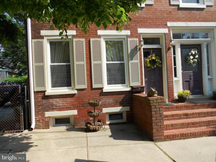 Townhouse for Rent at 3-5 W BURLINGTON Street Bordentown, New Jersey 08505 United States