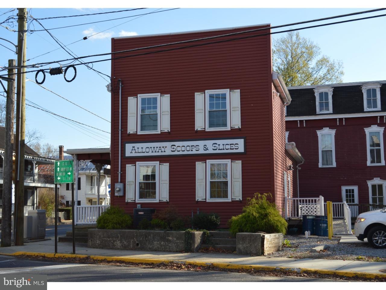 Nhà ở một gia đình vì Bán tại 3 S GREENWICH Street Alloway, New Jersey 08001 Hoa Kỳ