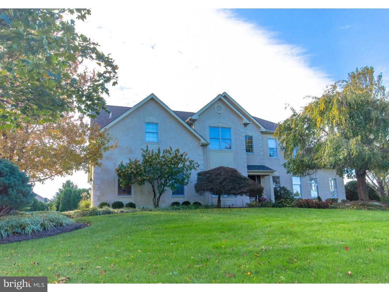 Частный односемейный дом для того Продажа на 243 AMERICAN Drive Richboro, Пенсильвания 18954 Соединенные Штаты