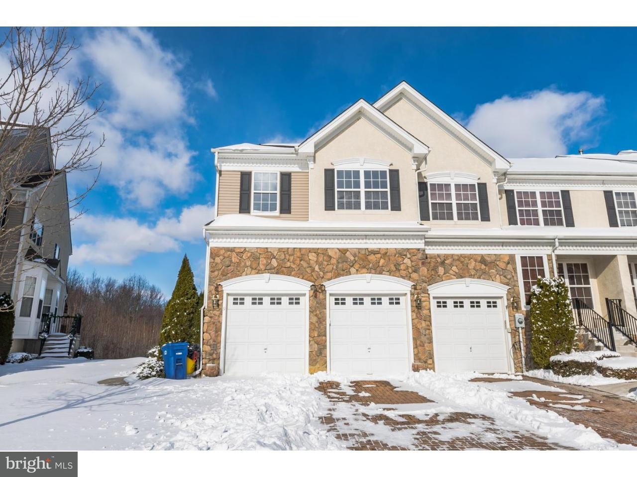 Casa unifamiliar adosada (Townhouse) por un Venta en 9 WELSFORD WAY Mount Holly, Nueva Jersey 08060 Estados Unidos