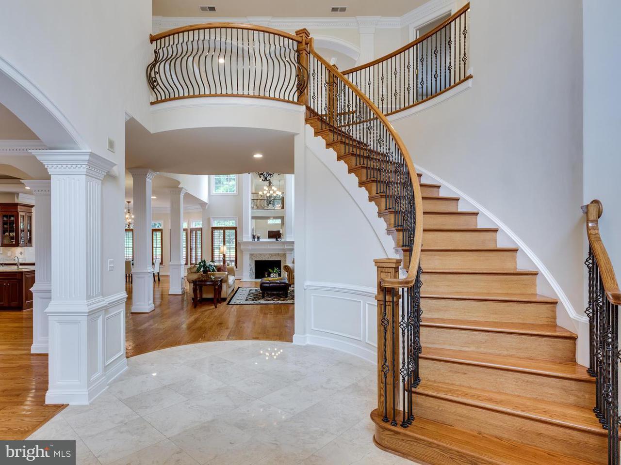 Einfamilienhaus für Verkauf beim 6917 CHERRY Lane 6917 CHERRY Lane Annandale, Virginia 22003 Vereinigte Staaten