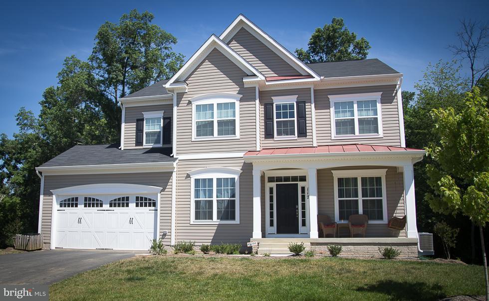 Casa Unifamiliar por un Venta en 12248 SEDGE STREET 12248 SEDGE STREET Bristow, Virginia 20136 Estados Unidos