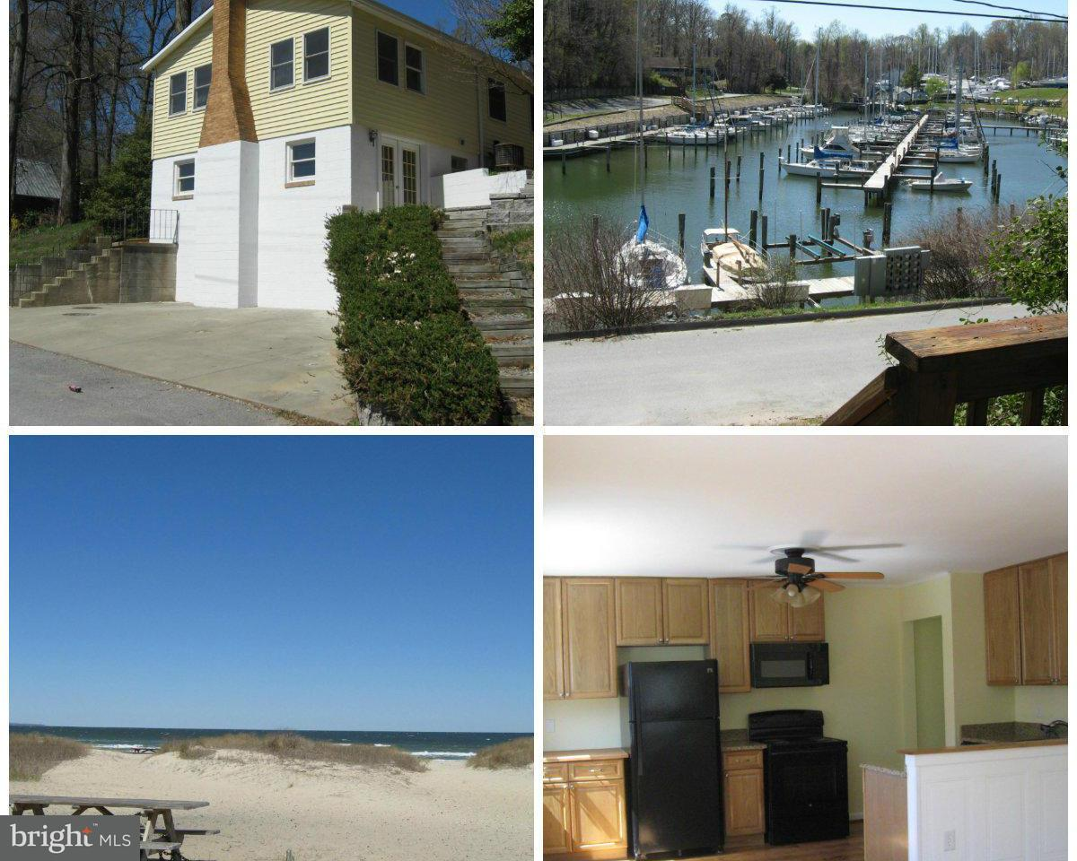 Other Residential for Rent at 1594 N N. Harbor Dr St. Leonard, Maryland 20685 United States
