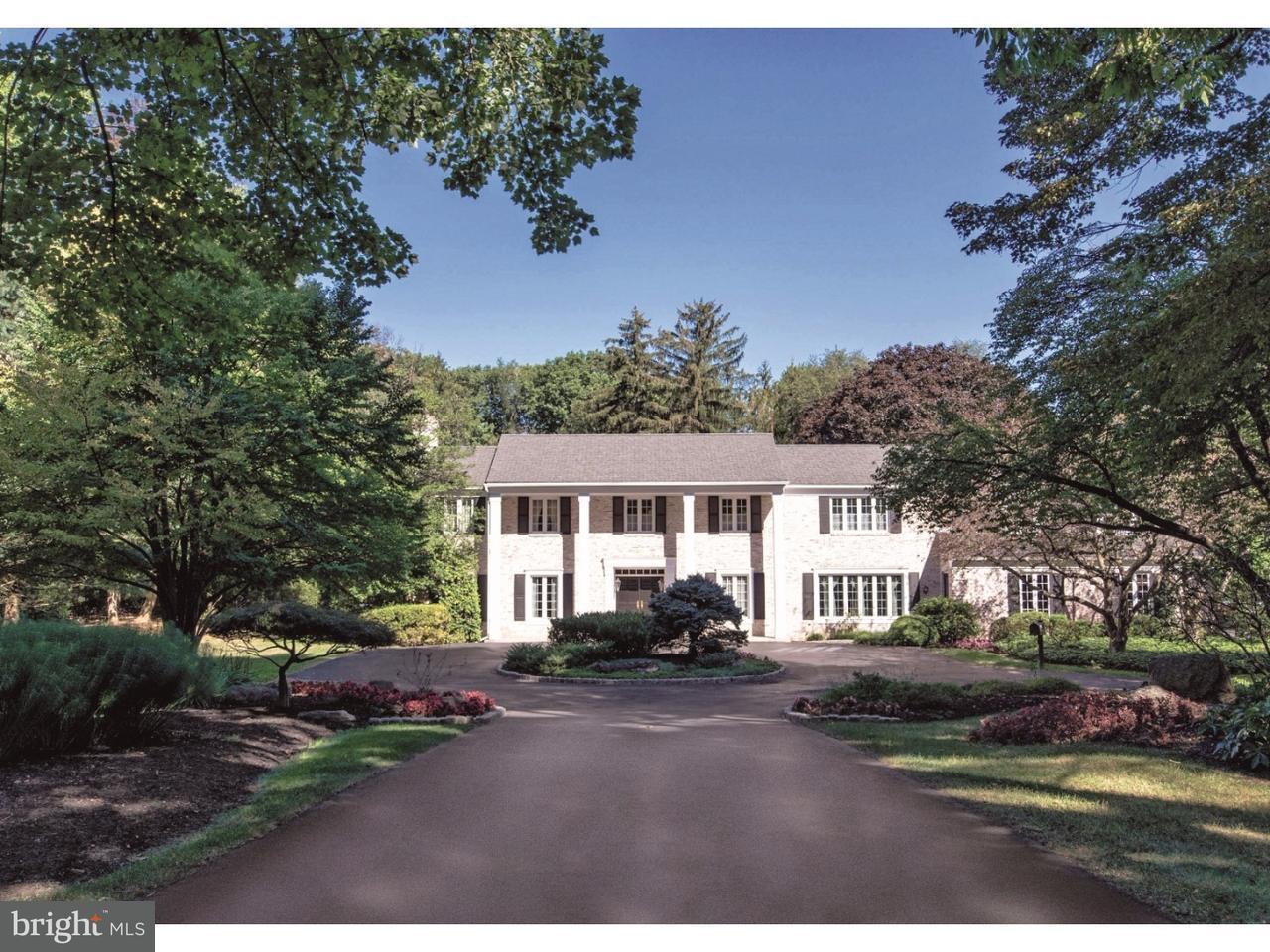 Maison unifamiliale pour l Vente à 1583 SAUCON VALLEY Road Bethlehem, Pennsylvanie 18015 États-Unis