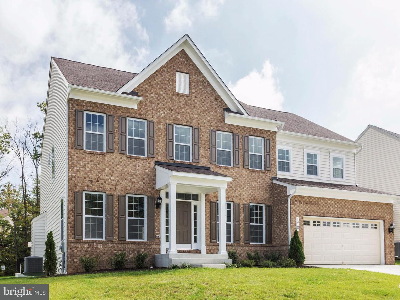 Maison unifamiliale pour l Vente à 13102 OLD LIBERTY Lane 13102 OLD LIBERTY Lane Brandywine, Maryland 20613 États-Unis