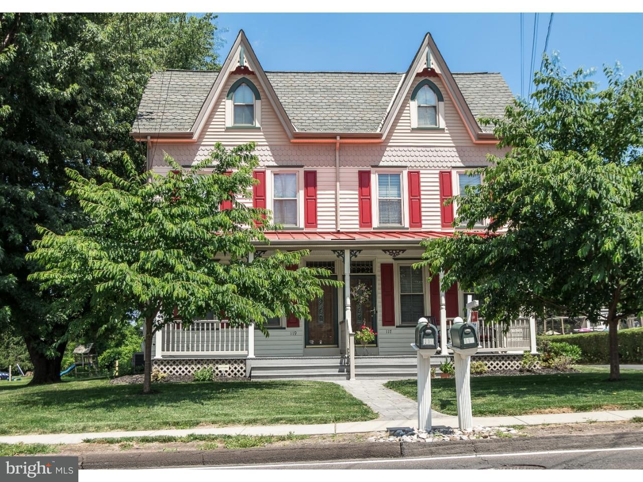 复式单位 为 销售 在 119 BUSTLETON PIKE Churchville, 宾夕法尼亚州 18966 美国