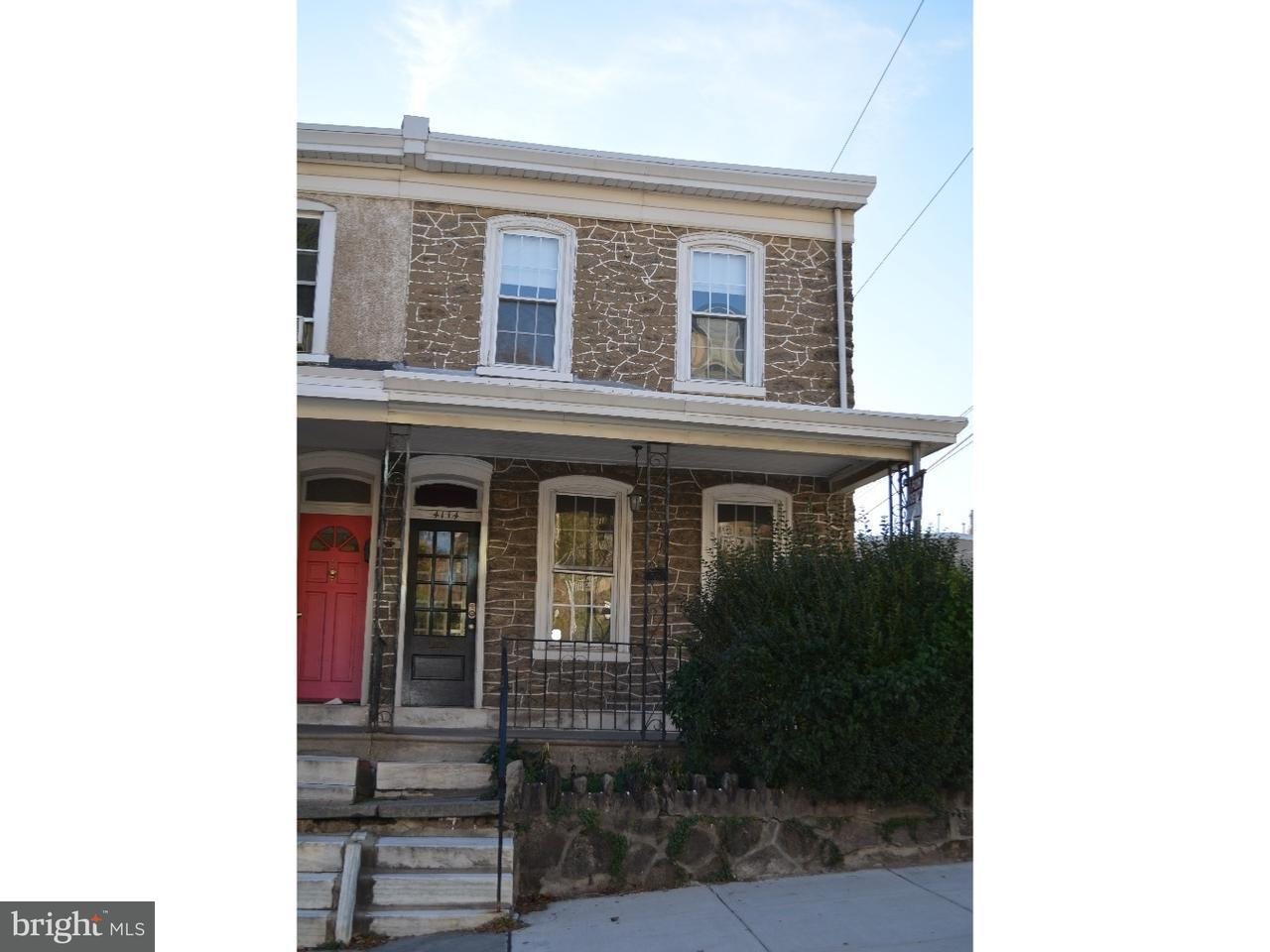 Townhouse for Rent at 4114 MANAYUNK Avenue Philadelphia, Pennsylvania 19128 United States