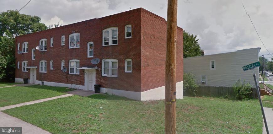 Huis voor meerdere gezinnen voor Verkoop een t 3917 PASCAL Avenue 3917 PASCAL Avenue Baltimore, Maryland 21226 Verenigde Staten