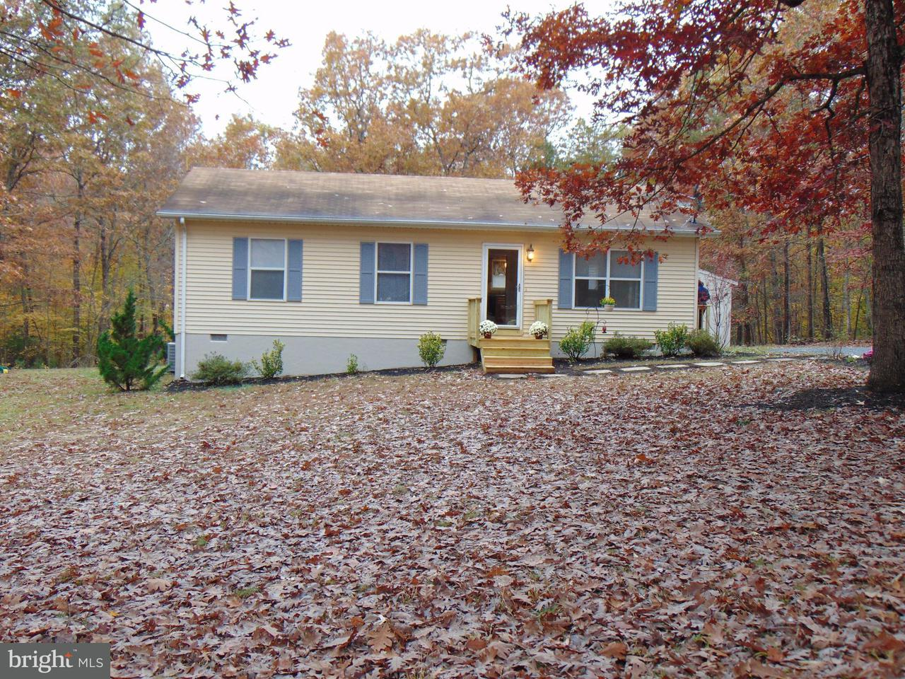 Single Family for Sale at 22420 Burwell St Richardsville, Virginia 22736 United States