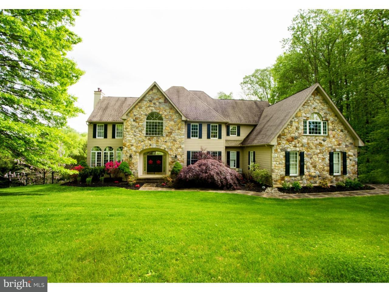 Single Family Home for Sale at 8 HONEYSUCKLE Court Glen Mills, Pennsylvania 19342 United States