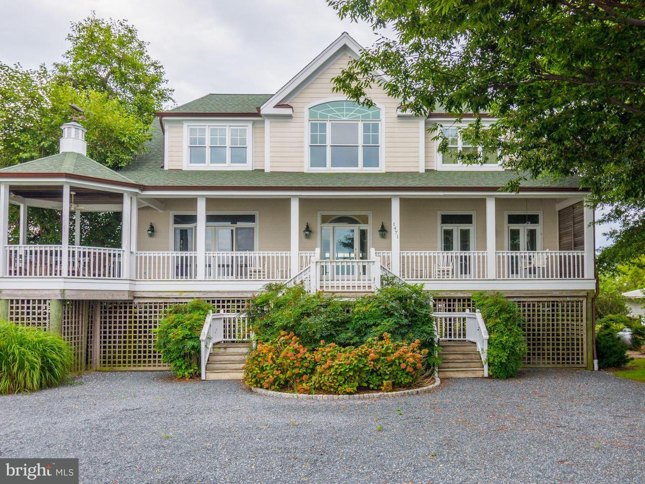 Maison unifamiliale pour l Vente à 1471 NIEMAN Road 1471 NIEMAN Road Shady Side, Maryland 20764 États-Unis