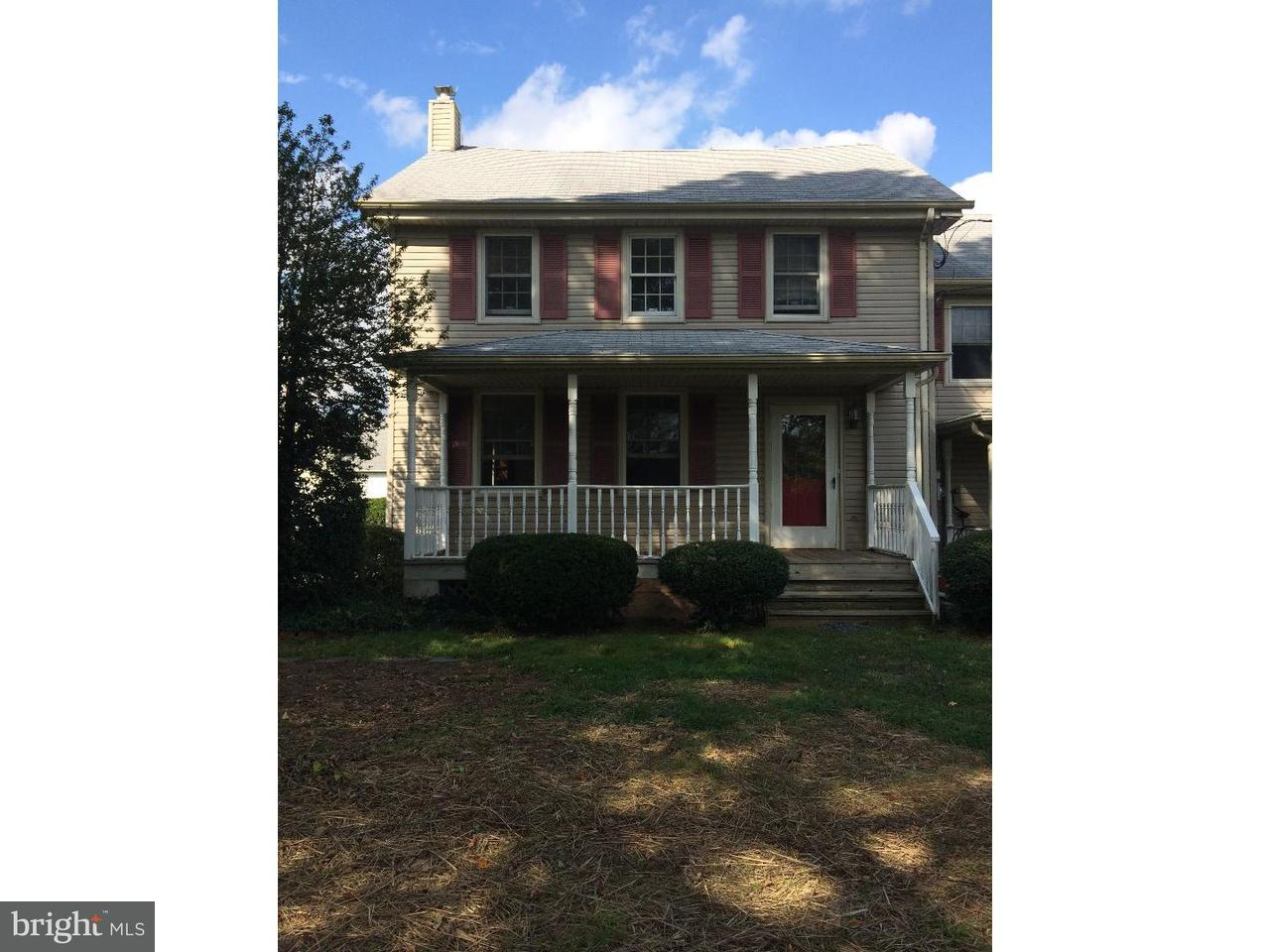 Townhouse for Rent at 63 WALTERS Road Robbinsville, New Jersey 08691 United StatesMunicipality: Robbinsville Township