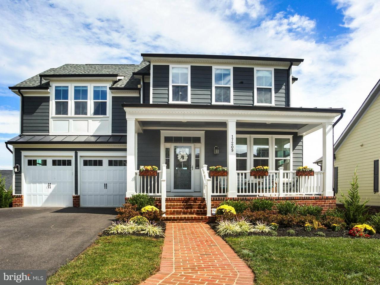 Maison unifamiliale pour l Vente à 17209 FLATSTICK Court 17209 FLATSTICK Court Dumfries, Virginia 22026 États-Unis