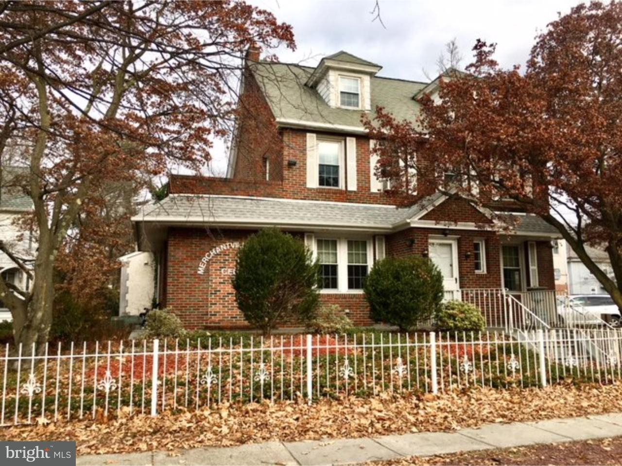 Single Family Home for Sale at 5 W CHESTNUT Avenue Merchantville, New Jersey 08109 United States