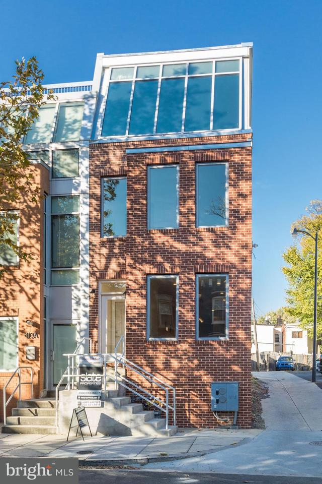 Townhouse for Sale at 411 RIDGE ST NW #1 411 RIDGE ST NW #1 Washington, District Of Columbia 20001 United States