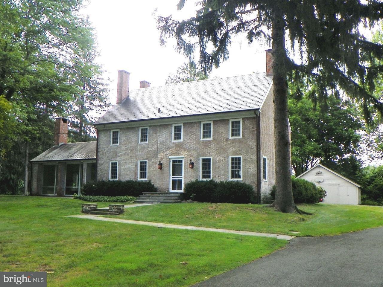 独户住宅 为 出租 在 2 LEWISVILLE Road 劳伦斯维尔, 新泽西州 08648 美国在/周边: Lawrence Township