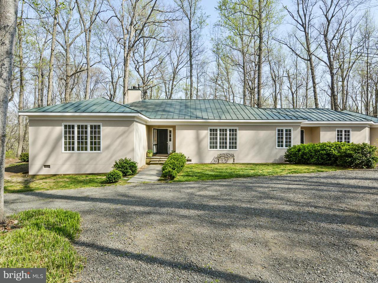 Single Family Home for Sale at 6184 HERRINGDON Road 6184 HERRINGDON Road The Plains, Virginia 20198 United States