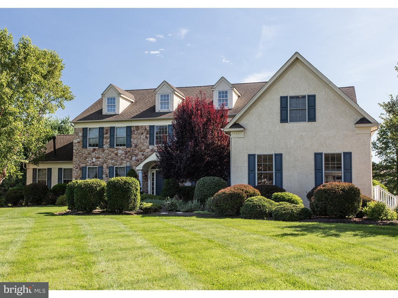 Single Family Home for Sale at 1691 MEETINGHOUSE Lane Yardley, Pennsylvania 19067 United States