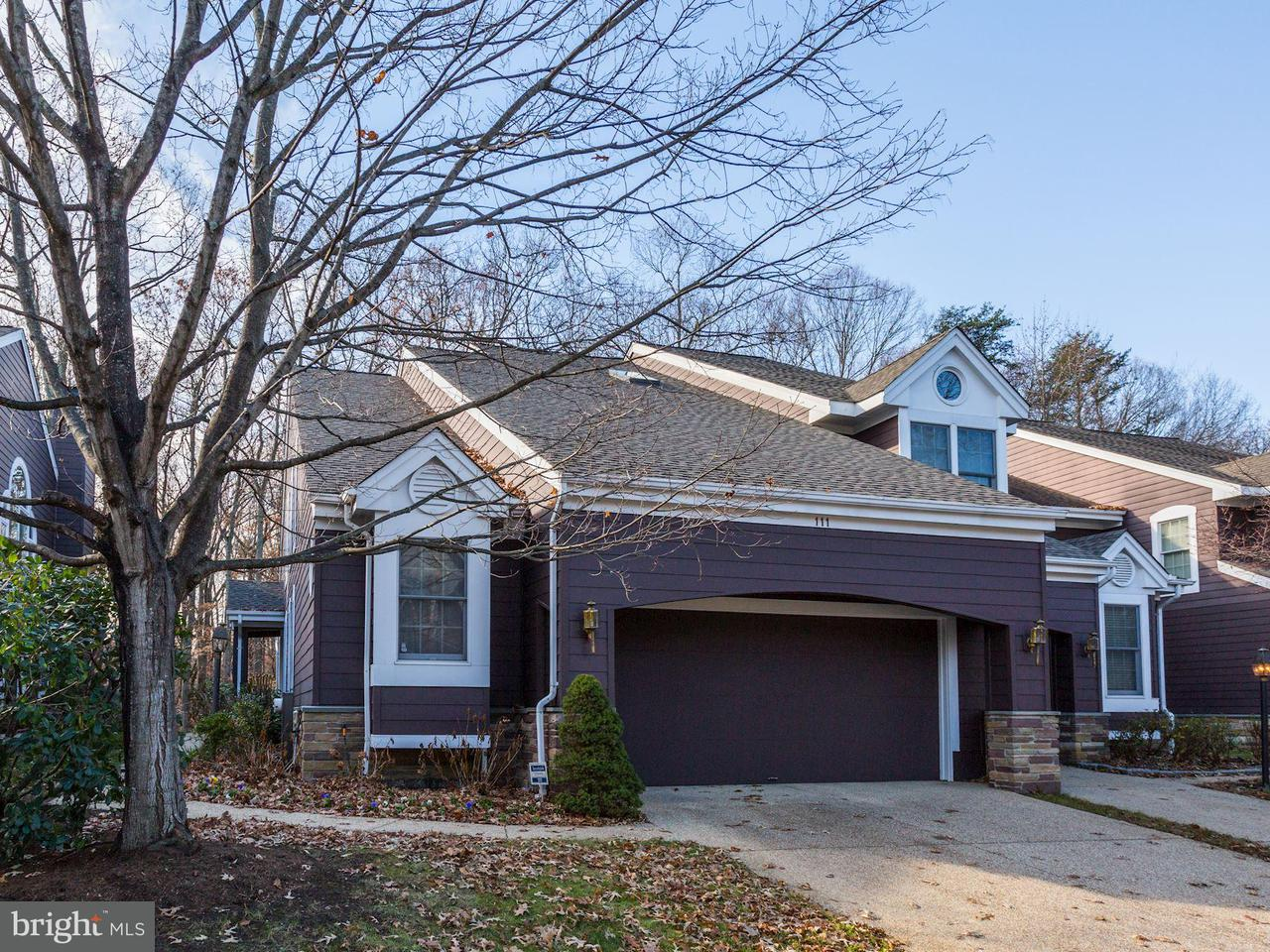 Townhouse for Sale at 111 SUMMER VILLAGE Drive 111 SUMMER VILLAGE Drive Annapolis, Maryland 21401 United States
