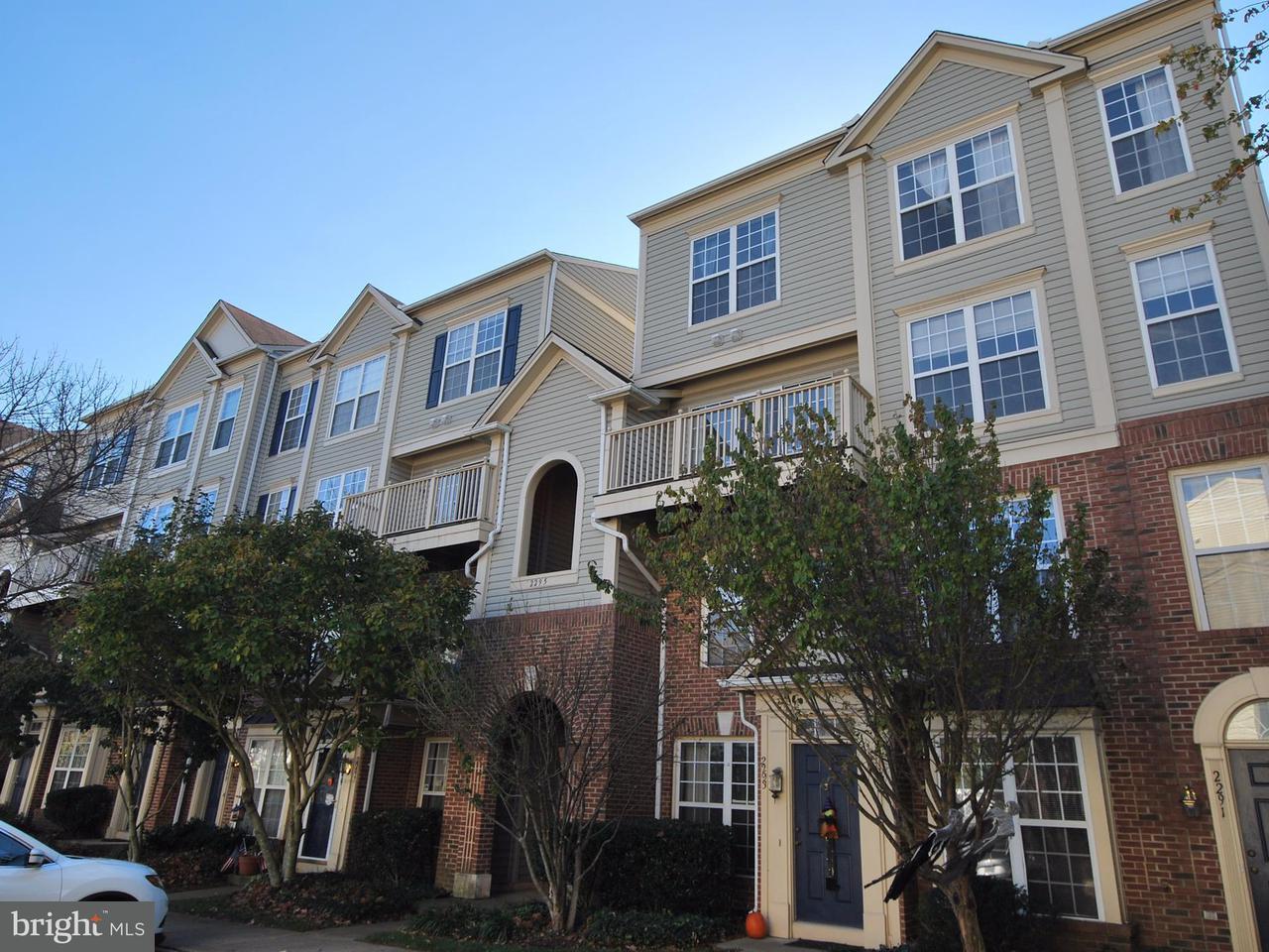Appartement voor Verkoop een t 2295 VILLAGE CROSSING RD #303 2295 VILLAGE CROSSING RD #303 Falls Church, Virginia 22043 Verenigde Staten