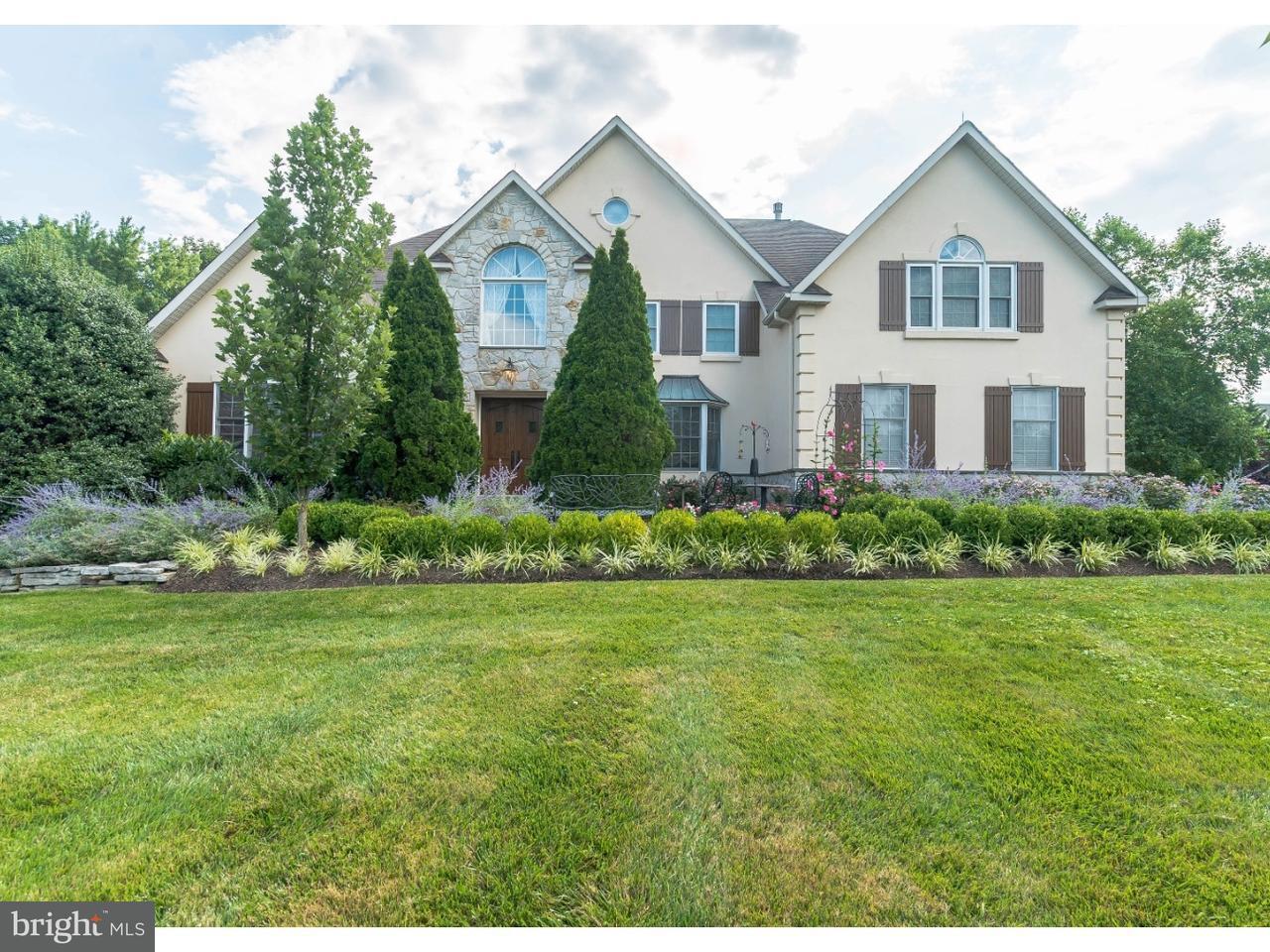 独户住宅 为 销售 在 110 BROCHANT Circle Blue Bell, 宾夕法尼亚州 19422 美国