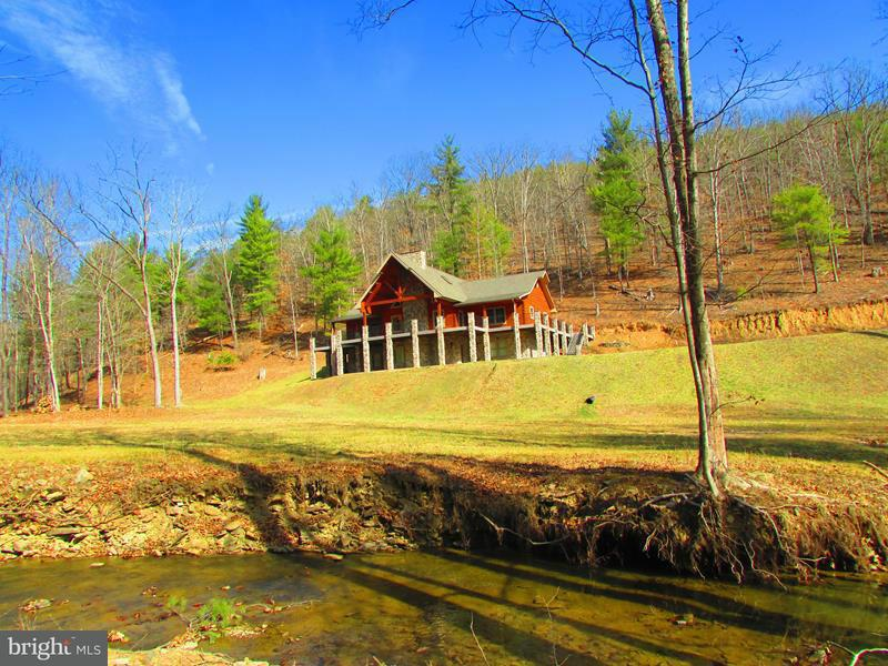 Single Family for Sale at 3000 Graces Cabin Road Springfield, West Virginia 26763 United States