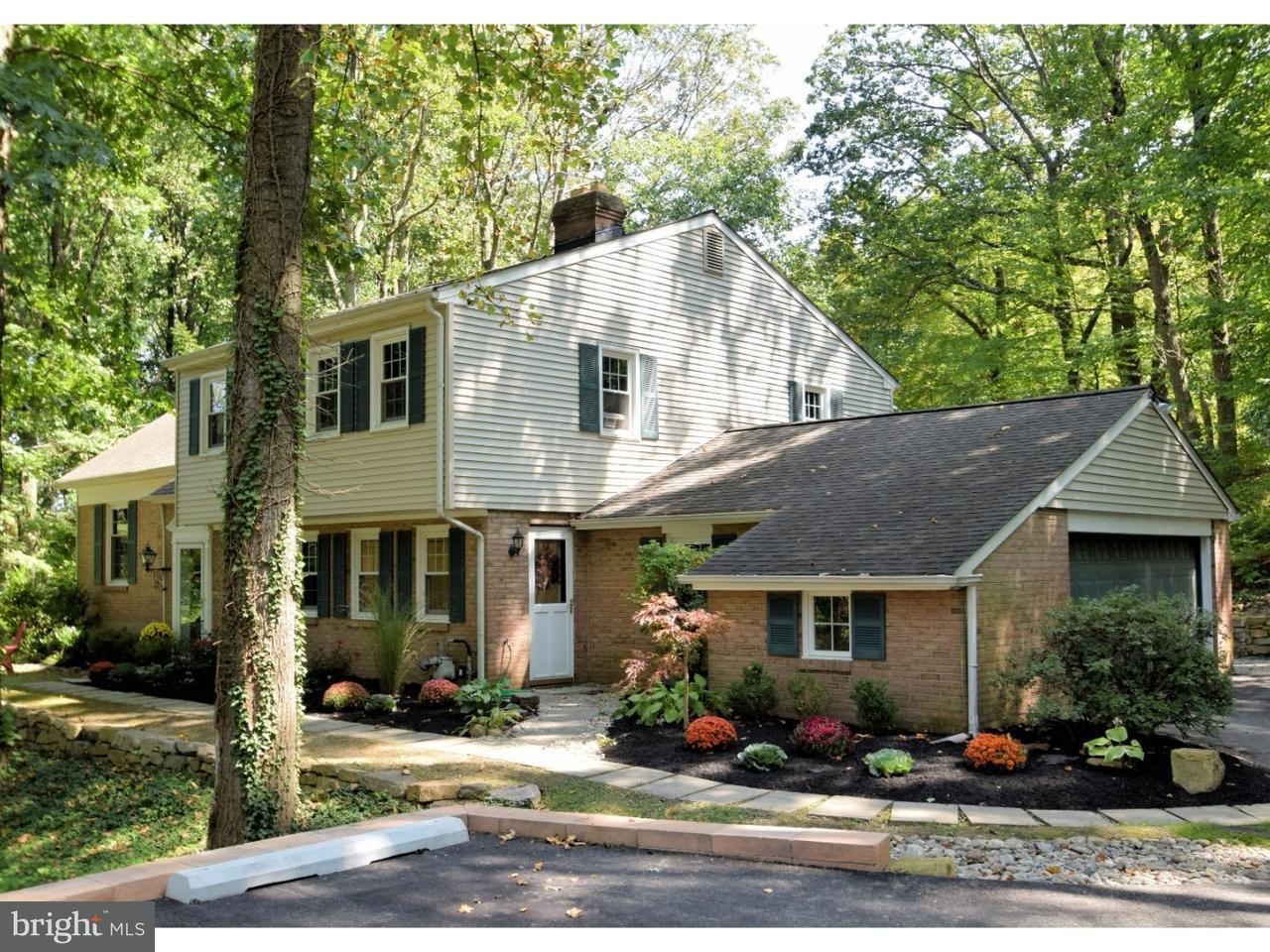 Maison unifamiliale pour l Vente à 1750 ROCK HILL Lane Phoenixville, Pennsylvanie 19460 États-Unis