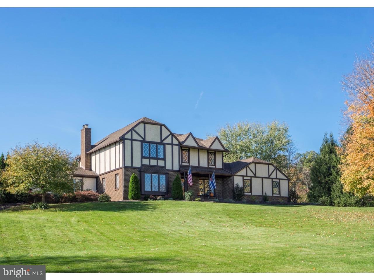 Maison unifamiliale pour l Vente à 205 W BRANCH Road Barto, Pennsylvanie 19504 États-Unis