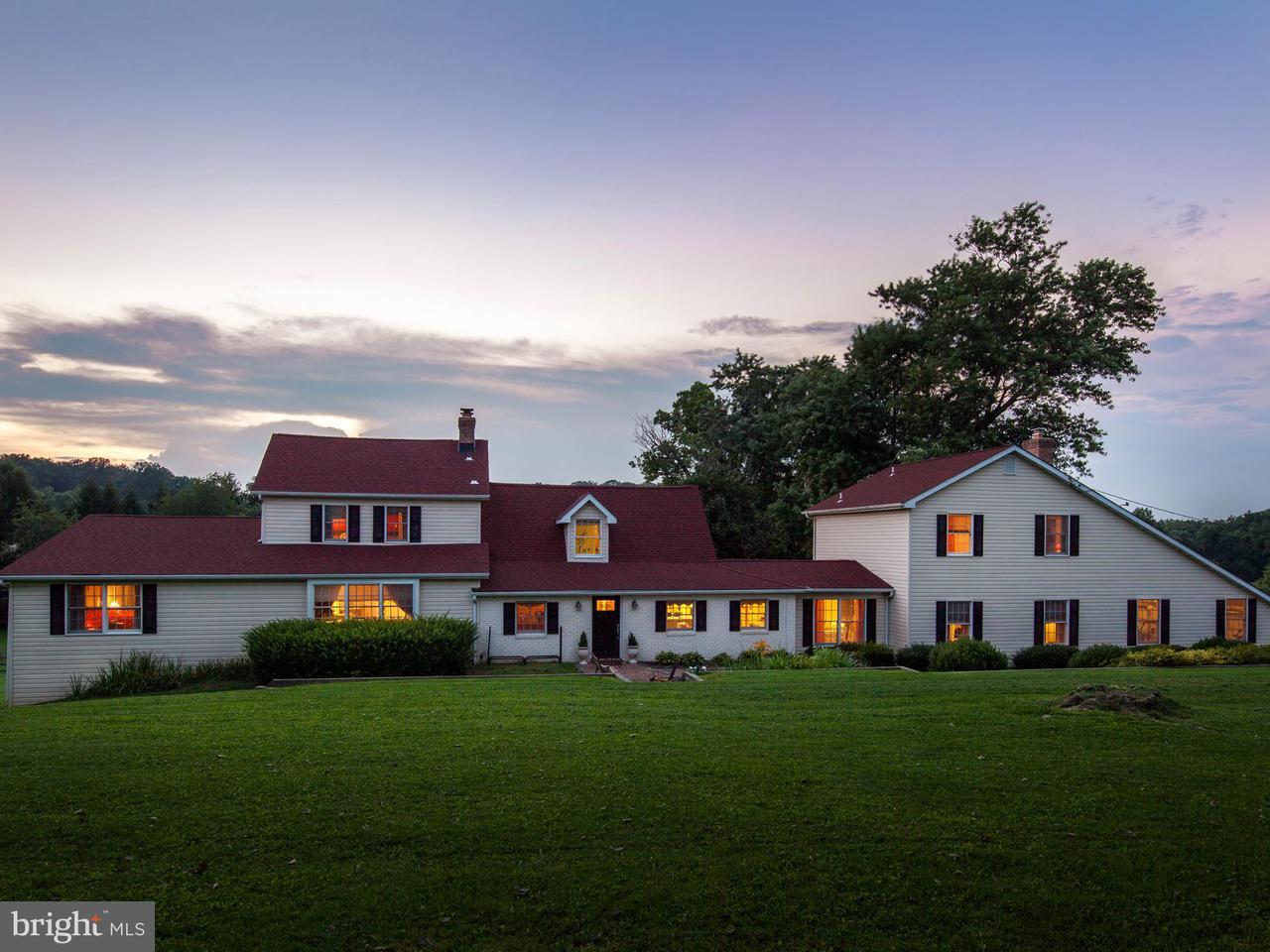 Casa Unifamiliar por un Venta en 13446 BOTTOM Road 13446 BOTTOM Road Hydes, Maryland 21082 Estados Unidos