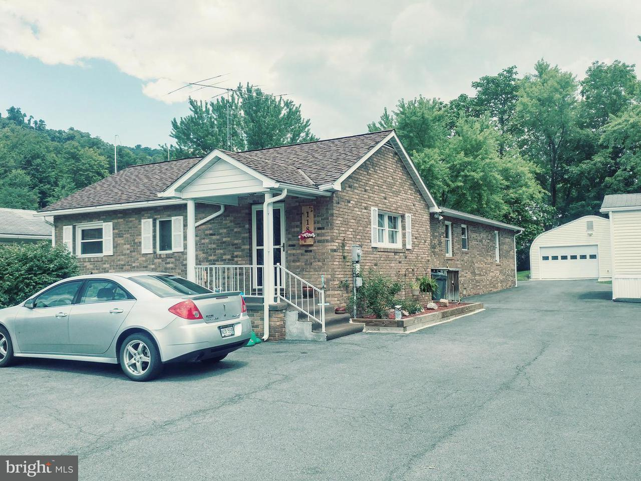 Single Family for Sale at 116 Rocket Center Rd Short Gap, West Virginia 26726 United States