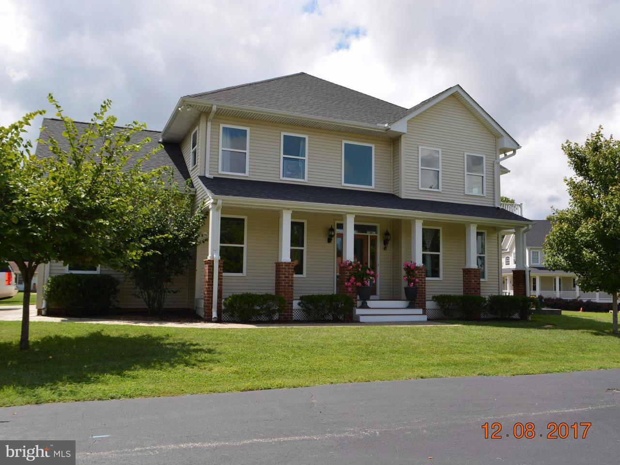 Maison unifamiliale pour l Vente à 194 LANGLEY Lane 194 LANGLEY Lane Solomons, Maryland 20688 États-Unis