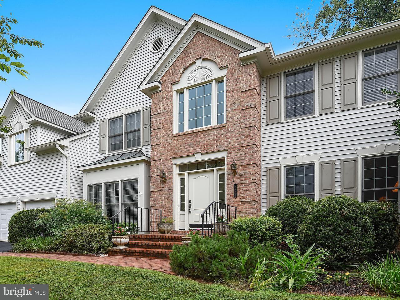 Single Family Home for Sale at 2953 PALMER Street 2953 PALMER Street Oakton, Virginia 22124 United States
