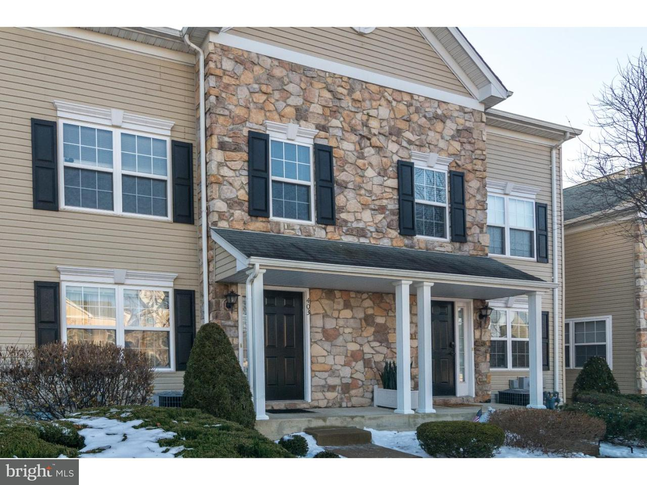 Single Family Home for Rent at 403 FELDSPAR CT #59 Warrington, Pennsylvania 18976 United States