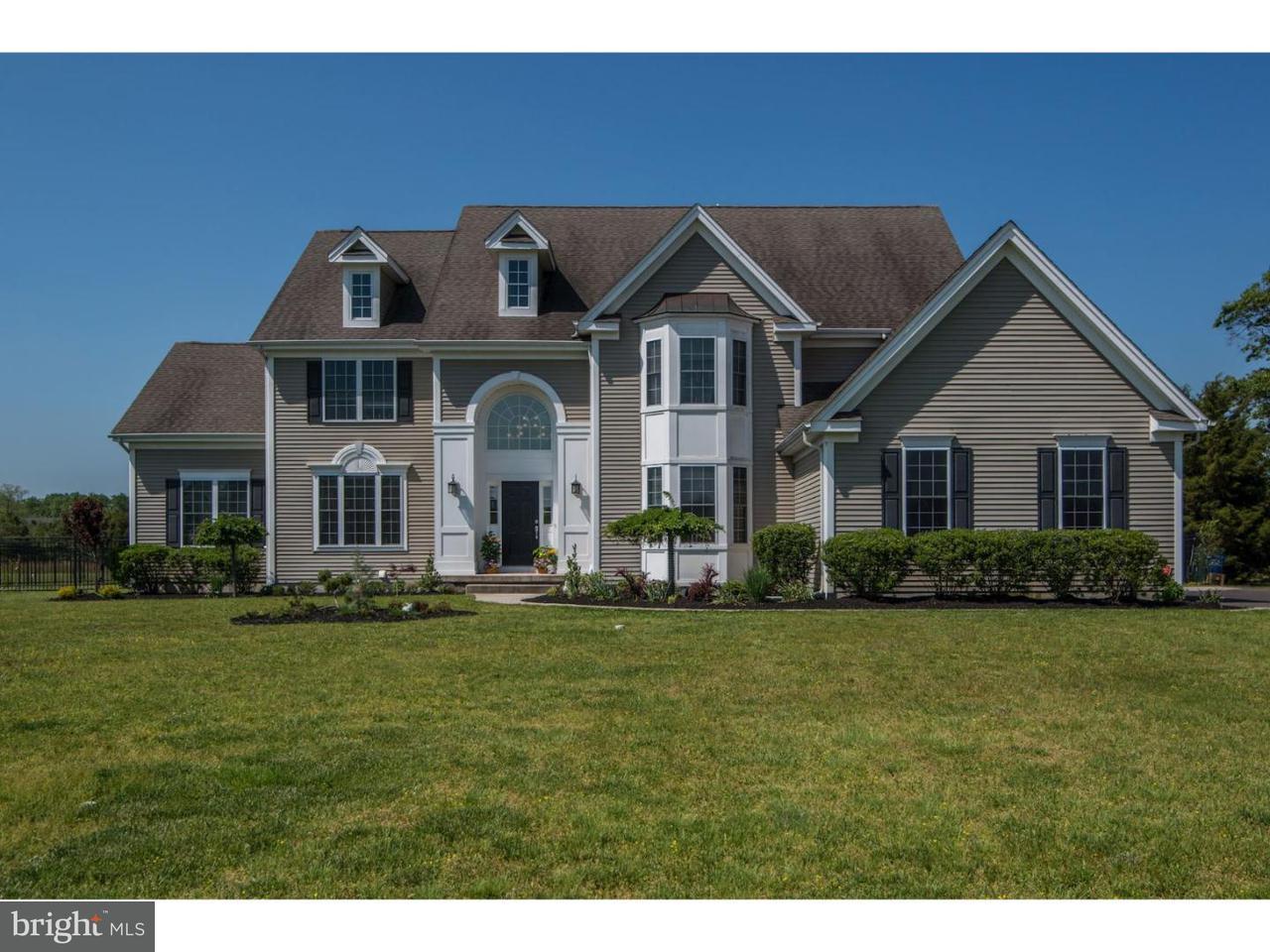 Casa Unifamiliar por un Venta en 34 OXFORD Circle Southampton, Nueva Jersey 08088 Estados Unidos