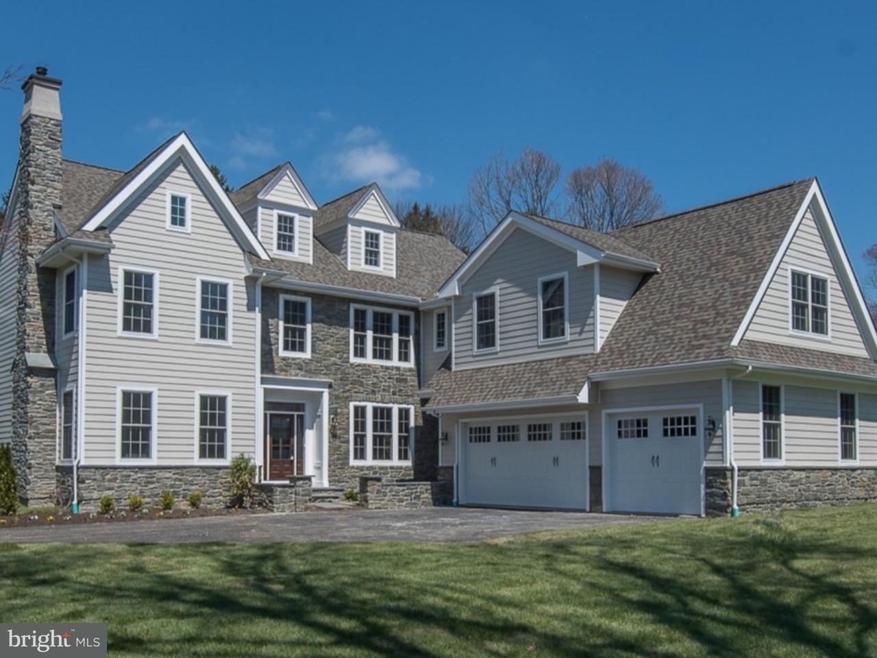 Maison unifamiliale pour l Vente à 330 ABBEY Road Berwyn, Pennsylvanie 19312 États-Unis